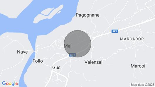 Villa Tonon (Dimore Dolomiti) Map