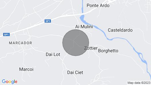 Relais Poggio Pagnan Map