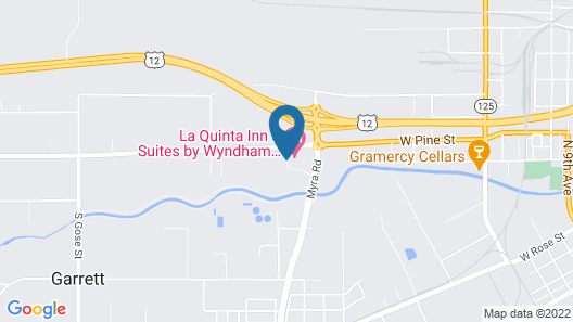 La Quinta Inn & Suites by Wyndham Walla Walla Map