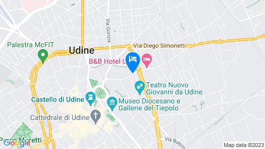 Albergo Residenza al Teatro Map