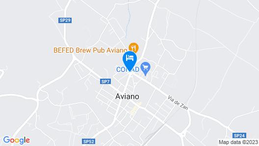 Hotel Oliva Map