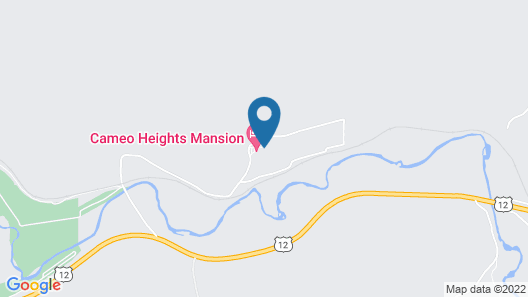 Cameo Heights Mansion Map
