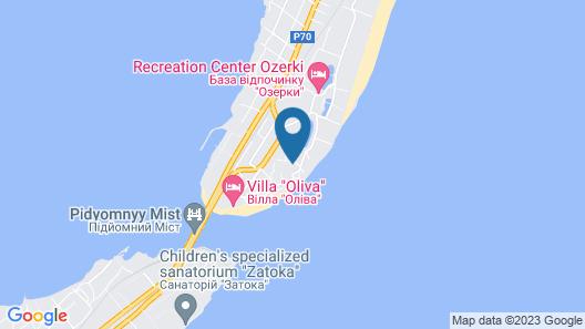Pivdenna Sofia Map