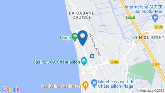 Hôtel d'Orbigny Map