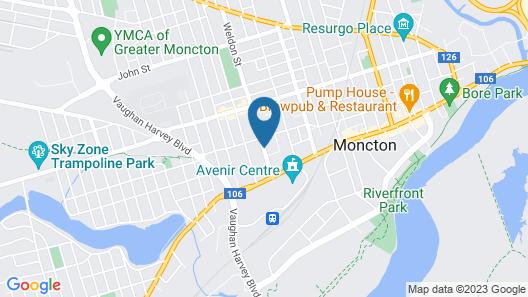 Midtown Motel & Suites Map