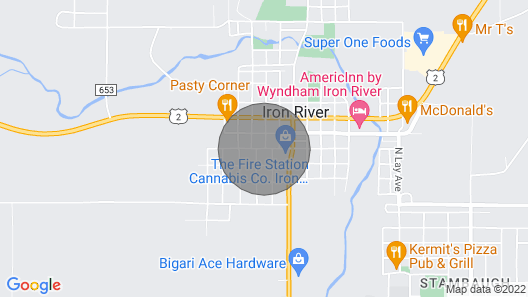 Family Friendly Neighborhood and dog Friendly Home Map