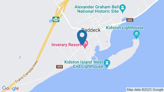 Inverary Resort Map