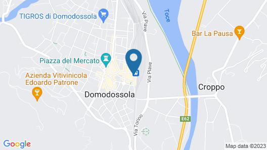 Eurossola Map