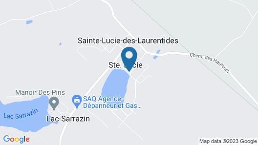 emme Chalets Map