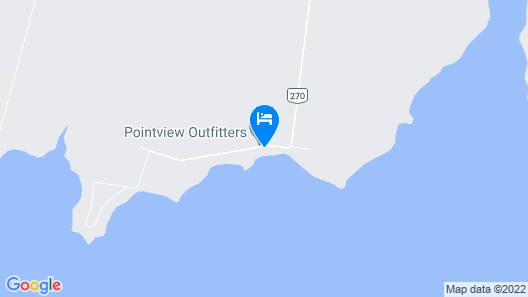 Bluewaters Retreat Map