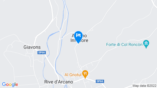 Vacation home Il Castelliere (RVA100) in Rive d'Arcano - 6 persons, 2 bedrooms Map