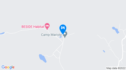 Chalets Lanaudiere Map