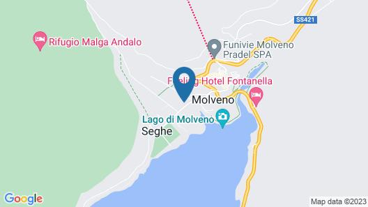Rio Piccolo Map