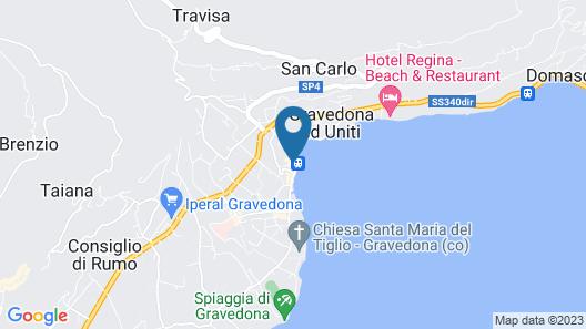 Hotel Mojito Map