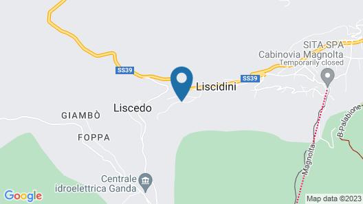 Azienda Agrituristica Lì Spondi Map