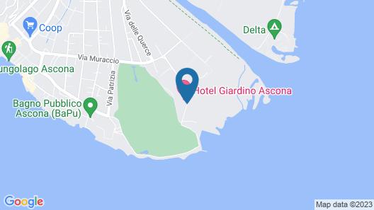 Giardino Ascona Map