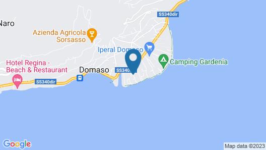 Campeggio Paradiso Map