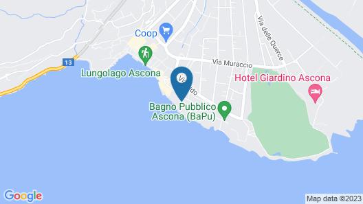 Hotel Eden Roc Map