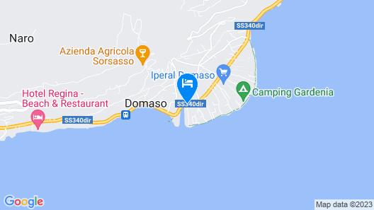 Hotel Vischi Map