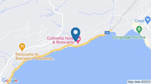 Hotel Arancio Map