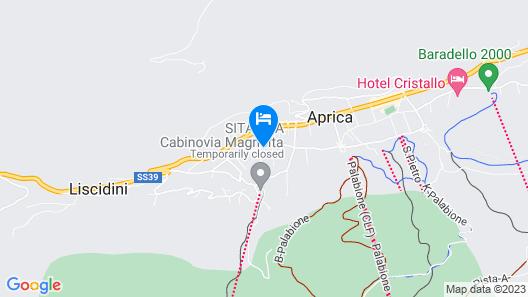 Residence Biancaneve Map