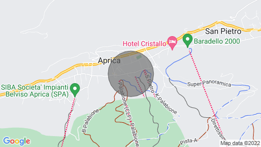 Orobie Aprica Apartment - Very Central - Wifi - Parking Map