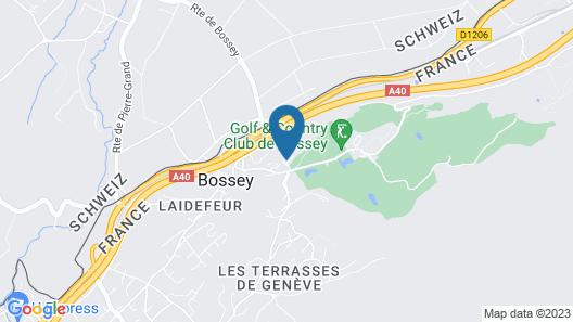 H&M Geneve Map