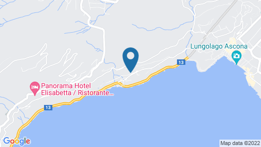 Apartment Sollevante in Ascona - 2 Persons, 1 Bedrooms Map