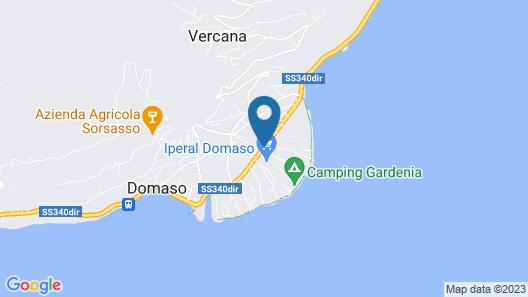 Residence Domaso - Resort & SPA Map