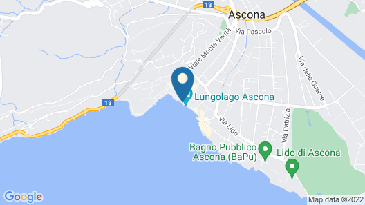 Al Faro Map