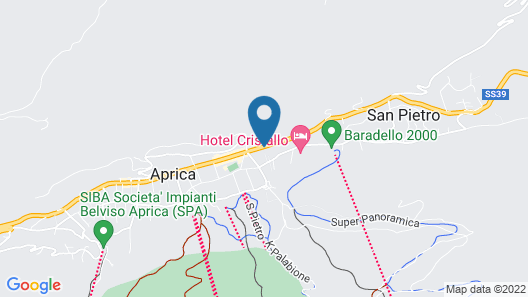 Aprica Map