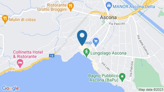 King Apartment 2.5 Map