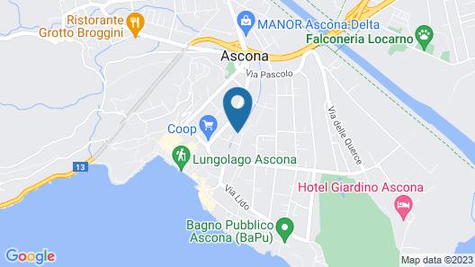 Hotel Mulino Map