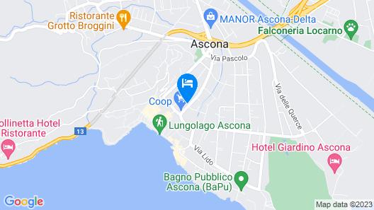 Hotel Polo Map