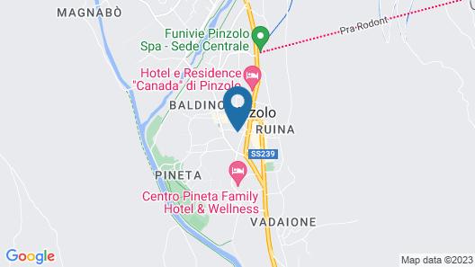 Residence Failoni Map