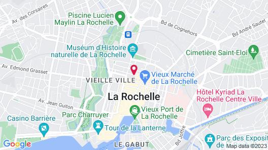 Maison des Ambassadeurs Map