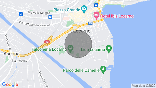 Apartment Laville B-1-2 in Locarno - 6 Persons, 3 Bedrooms Map