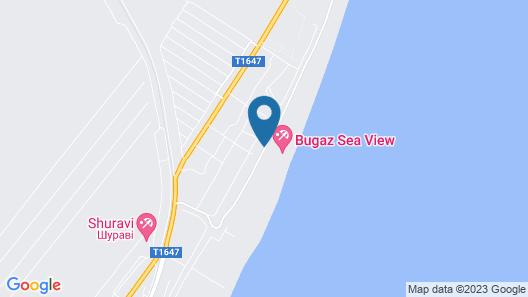Black Sea Golden Bugaz Map