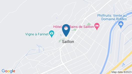 Chez Constance Map