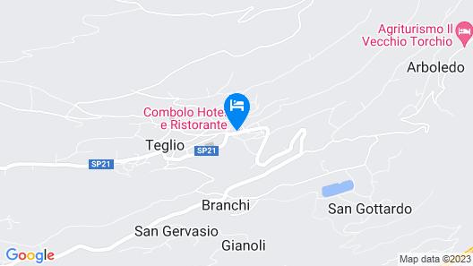 Combolo Map