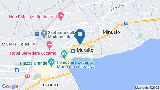 Residenza Al Parco - Tertianum AG Map