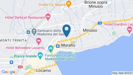Piccolo Hotel Map
