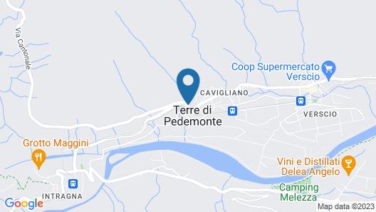 Hotel Tentazioni Map