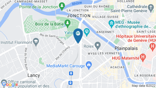 Chez Maman Map