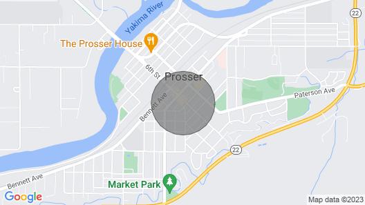 Historic Mercer Guest Suite #2 Map
