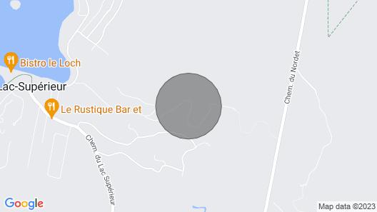 Family Escape W/private hot tub Map
