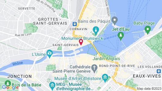 The New Midi Map