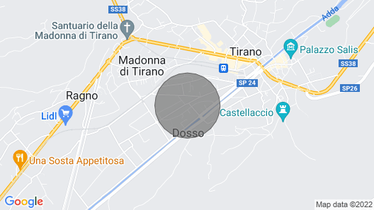 Appartamento Vacanza Map