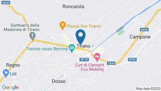 Design Suite Tirano Map