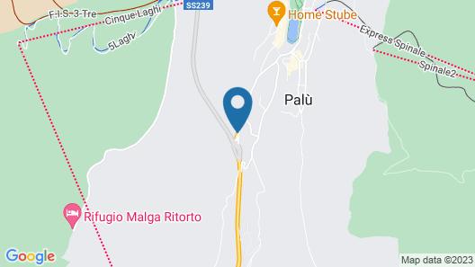 TH Madonna di Campiglio - Golf Hotel Map
